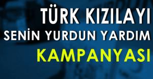 Türk Kızılayı Musul'da Senin Yurdun Yardım Kampanyası Başlattı