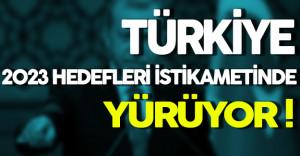 ' Türkiye 2023 Hedefleri İstikametinde Yürüyor '