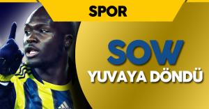 Ve Anlaşma Sağlandı ! Moussa Sow Tekrar Fenerbahçe'de