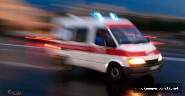 Tokat'ta Feci Kaza 2 Kişi Öldü
