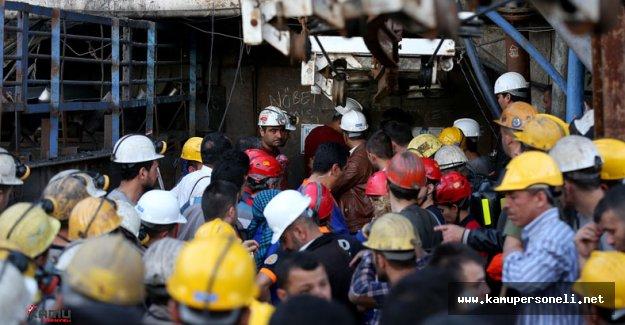 Tokat'ta İş Makinası Kazası Meydana Geldi