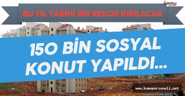 """TOKİ Başkanı :"""" Bu Yıl Tarihi Bir Rekor Kıracağız"""""""