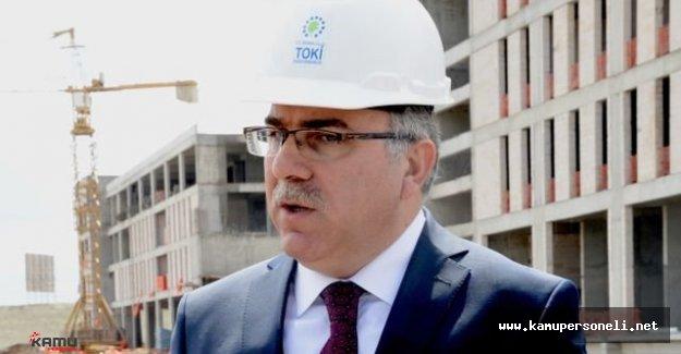 TOKİ Başkanı  Ergün Turan, sahtekarlara Karşı Uyardı