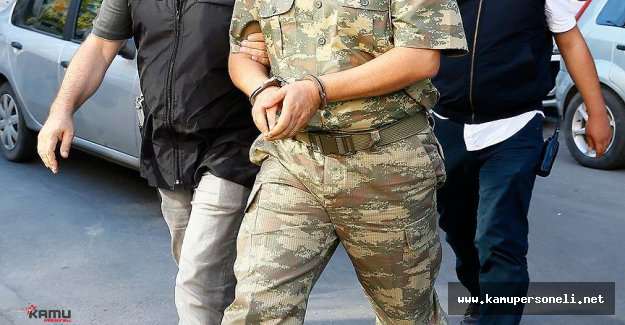 Topçu ve Füze Okulu Komutanı Tutuklandı