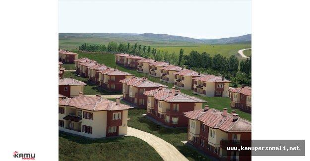 Toplu Konut İdaresi Başkanlığı (TOKİ) Tarımköy Projesi Kapsamında 5 Bin 747 Konut Üretti