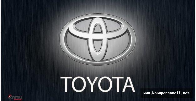 Toyota Türkiye Geneli Personel Alım İlanı 2016
