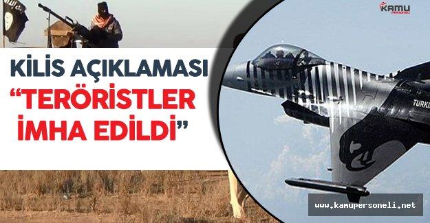 """TSK'dan Kilis Açıklaması : """"Teröristler İmha Edildi"""""""