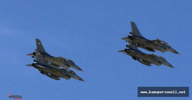 TSK IŞİD'e Ait Mevsileri Vurdu: 104 Terörist Öldürüldü
