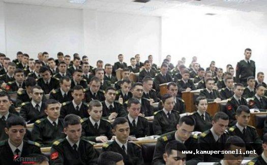 TSK Ortaöğretim Okulları Sınıf Geçme ve Sınav Yönetmeliğinde Değişiklik