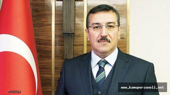 """Tüfenkci: """"Mısır'la Ticari ve Ekonomik İlişkilerimizi Geliştirmek İstiyoruz"""""""