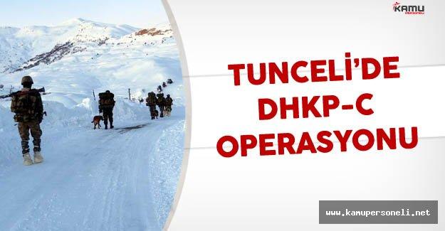 Tunceli'de DHKP-C'ye Büyük Darbe