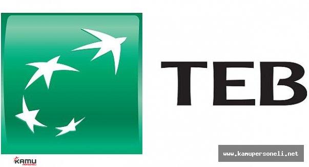 Türk Ekonomi Bankası (TEB) Sanal Hesap Tanıtıldı