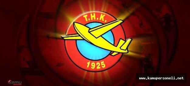 Türk Hava Kurumu Deri İhalesi Düzenliyor