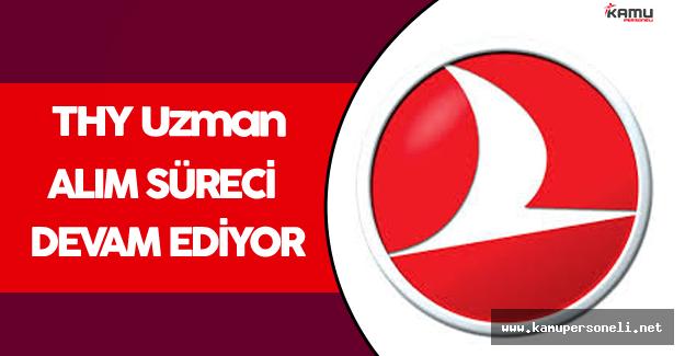 Türk Hava Yolları Personel Alım Süreci Devam Ediyor