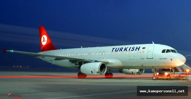 Türk Hava Yolları (THY) Uçağında Bomba Paniği