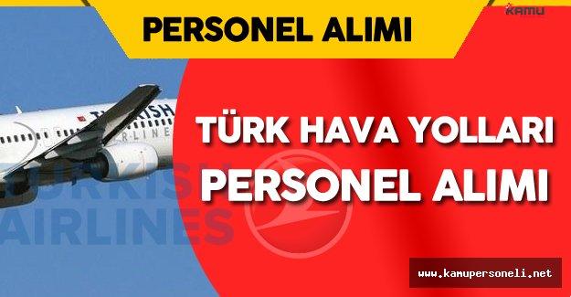Türk Hava Yolları Uzman Alımı Yapacak ( Başvuru Şartları ve Detaylar)