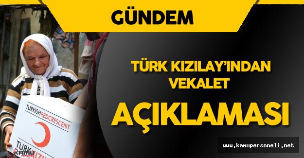 Türk Kızılayı'ndan Kurban Fiyatları Hakkında Açıklama