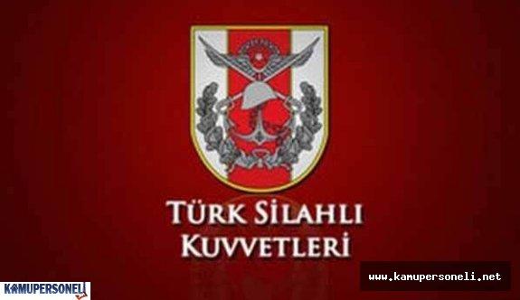 Türk Silahlı Kuvvetleri Günlük Faaliyet Duyurusu