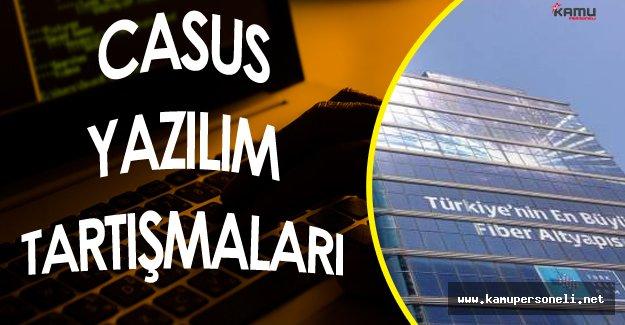 Türk Telekom Casus Yazılım Talebinde Bulundu Mu?