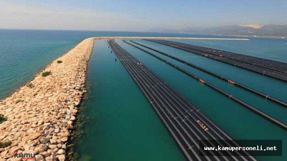 Türkiye'den Gelen Su Orta Mesarya ve Yılmazköy'e de Veriliyor