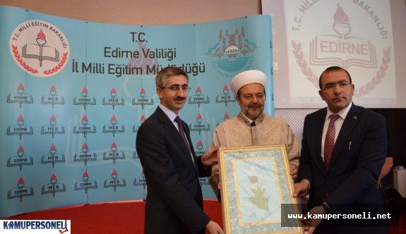 Türkiye Din Eğitimi ve Öğretimi Konferansı