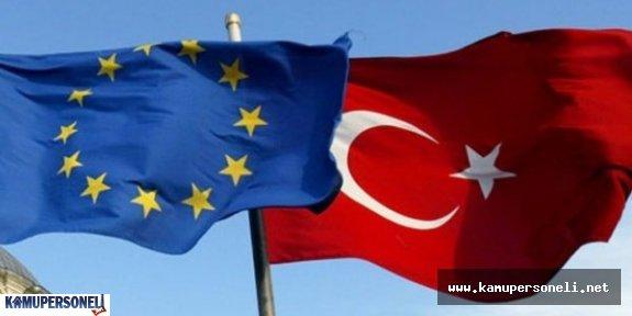 Türkiye İle AB Arasında Ekonomi Toplantısı