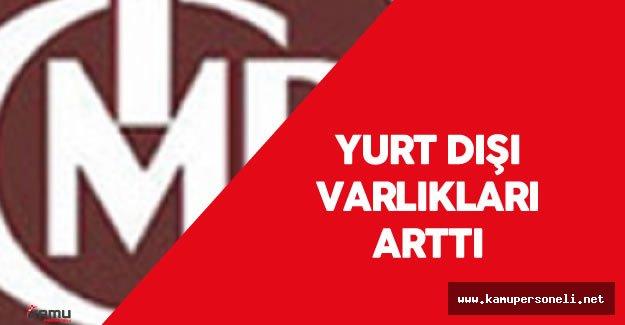 Türkiye'nin Yurt Dışı Varlığı Artış Gösterdi
