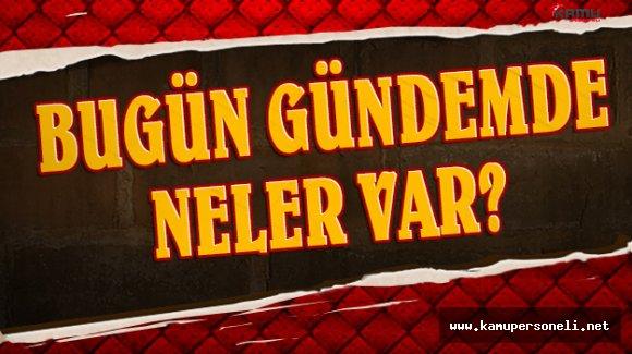 Türkiye ve Dünya Gündeminde Neler Var ? (21 Eylül 2016)