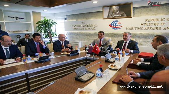 Türkiye ve Katar Arasında Ticaret Hacmi 1,3 Milyar Dolara Ulaştı