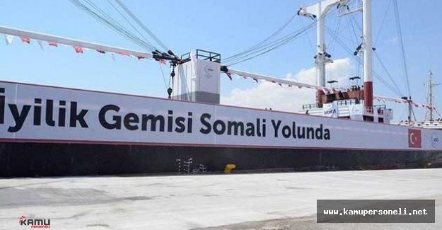 Türkiye ve Katar'dan Somali'ye Yardım Eli Uzatıldı