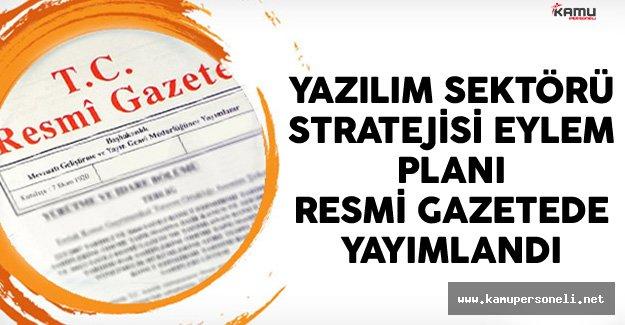 Türkiye Yazılım Sektörü Stratejisi Eylem Planı Resmi Gazetede Yayımlandı