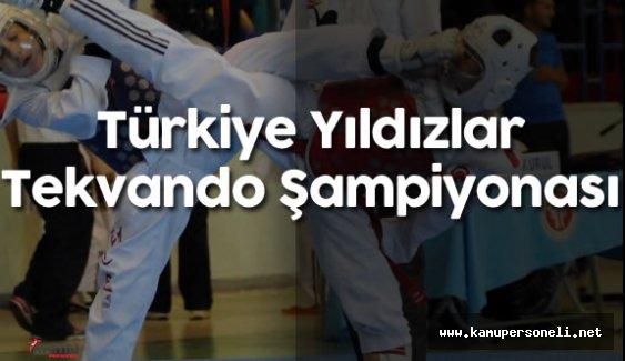 Türkiye Yıldızlar Tekvando Şampiyonası Ne Zaman Yapılacak?