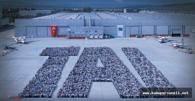 Tusaş-Türk Havacılık ve Uzay Sanayi A.Ş Personel Alıyor