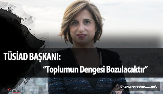 """TÜSİAD Başkanı Symes: """"Laiklik ilkesinden vazgeçmek toplumun dengesini bozacaktır"""""""