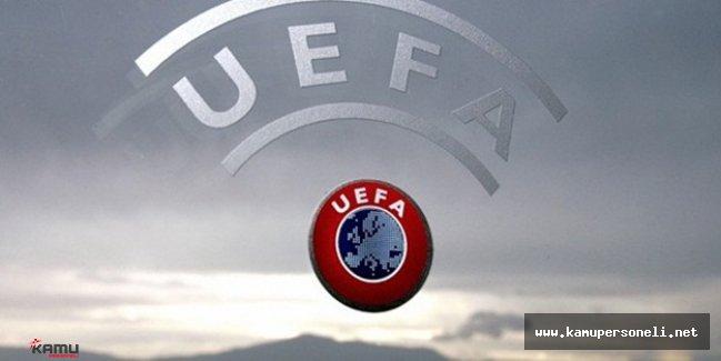 UEFA Tarafından Türkiye'ye Disiplin Soruşturması Başlatıldı