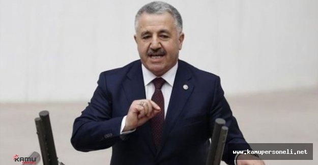 """Ulaştırma Bakanı Arslan: """" 2019'dan Önce Başkanlık Sistemine ..."""""""