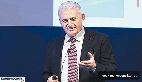 Ulaştırma, Denizcilik ve Haberleşme Bakanı Yıldırım Terör Olayları Hakkında Konuştu