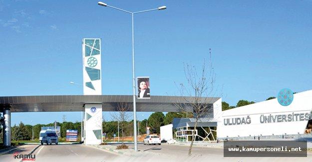 Uludağ Üniversitesi 30 Akademik Personel Alımı