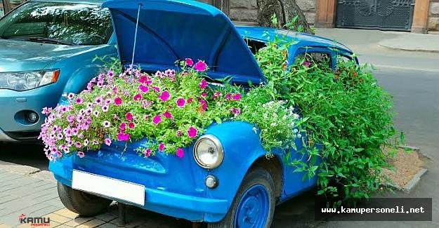 """""""Uluslararası Bahçe ve Çiçek Festivali"""" Başladı"""
