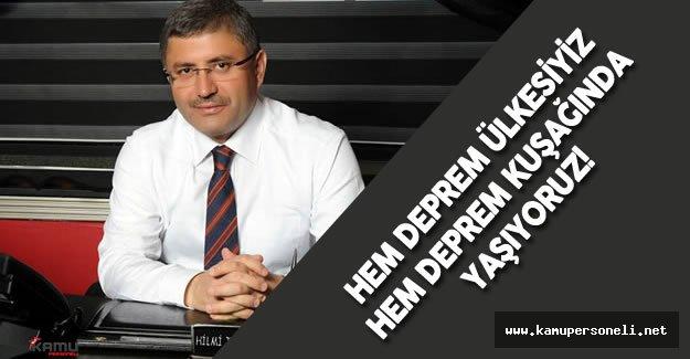 Üsküdar Belediye Başkanı Hilmi Türkmen'den Kentsel Dönüşüm Açıklamaları