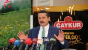 Bakan Çelik: Çaykur'a 1500 Geçici İşçi Alınacak