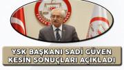 YSK Başkanı Referandum Kesin Sonuçlarını Açıkladı!