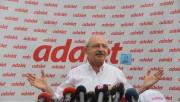 CHP Lideri Kılıçdaroğlu: 12 Maddelik Genelge Hazırladık