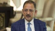 Çevre Bakanı Özhaseki Açıkladı! 7.5 Milyon Bina Yenilenecek
