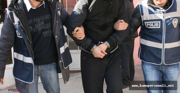 Van'da 22 İnfaz Memuru Gözaltına Alındı