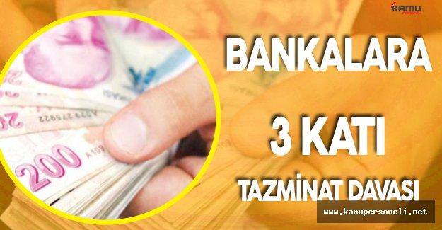 Vatandaş 12 Bankaya Tazminat Davası Açabilecek mi?