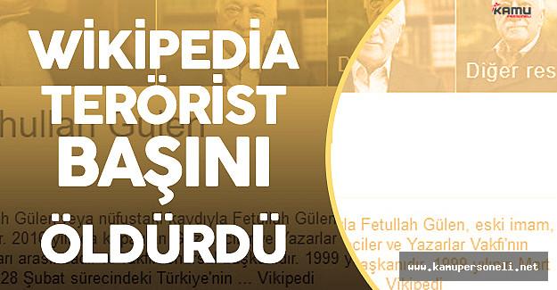 Wikipedia Fetullah Gülen 'in Ölüm Tarihini Verdi
