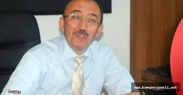 Yalova Üniversitesi Rektörü Niyazi Eruslu Açığa Alındı