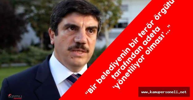 """Yasin Aktay : """"Bir belediyenin bir terör örgütü tarafından adeta 'yönetiliyor olması'..."""""""