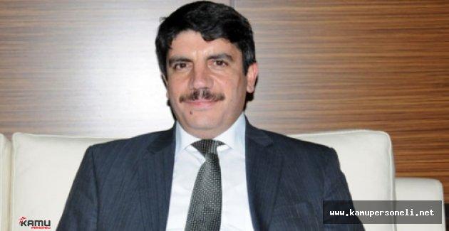 Yasin Aktay, Genel Başkan Yardımcılığı Görevini Ayhan Sefer Üstünden Devraldı